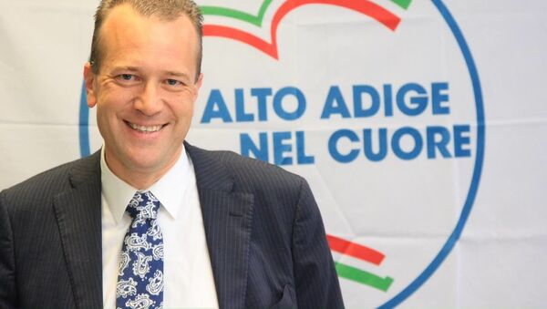 Alessandro Urzì - Sputnik Italia