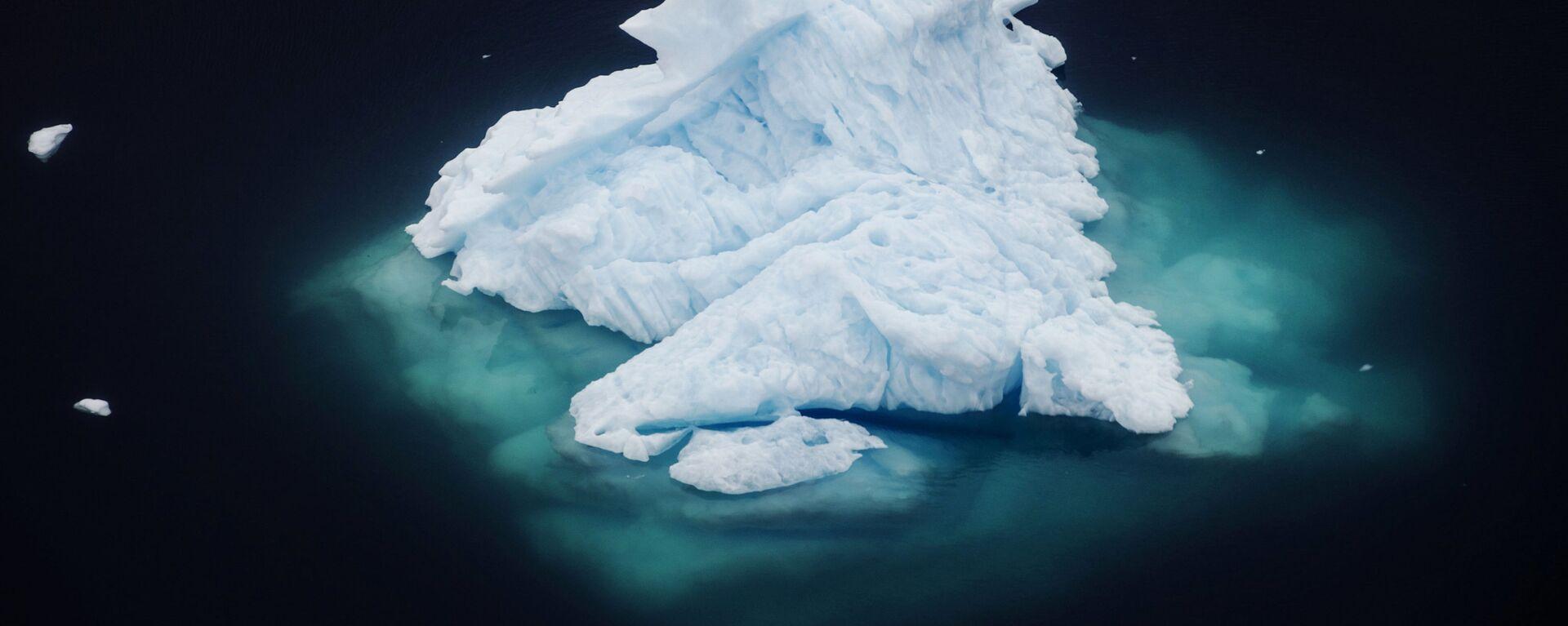 Un iceberg in Groenlandia - Sputnik Italia, 1920, 14.01.2021