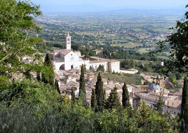 Assisi (foto d'archivio)