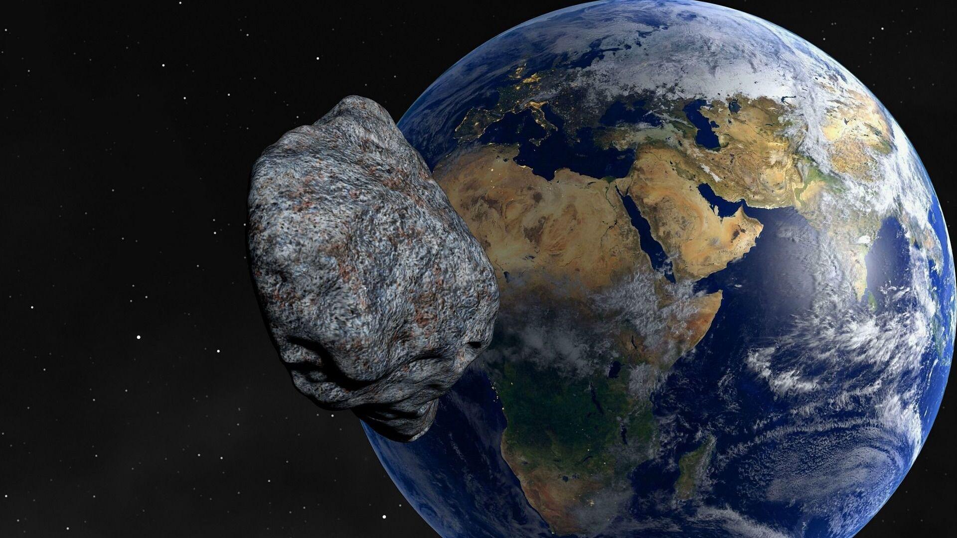 Un asteroide si sta dirigendo verso la Terra - Sputnik Italia, 1920, 18.05.2021