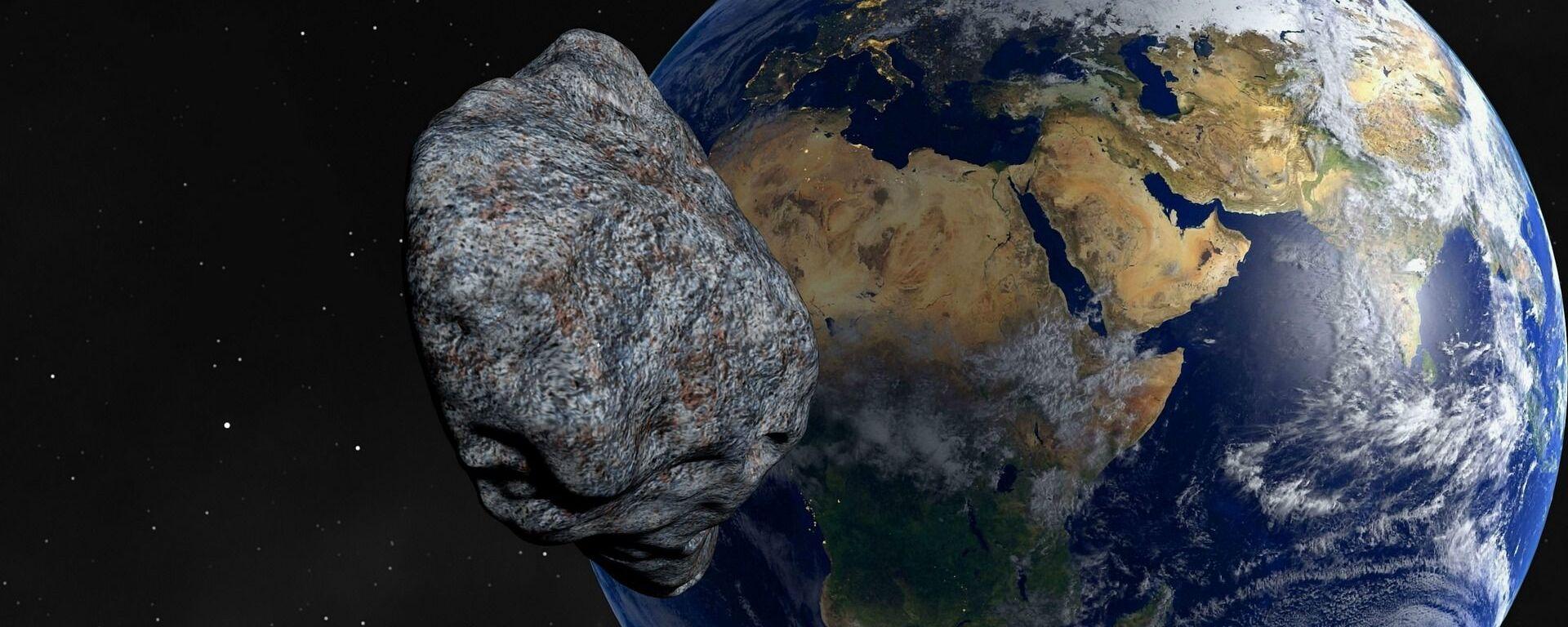 Un asteroide si sta dirigendo verso la Terra - Sputnik Italia, 1920, 09.07.2021