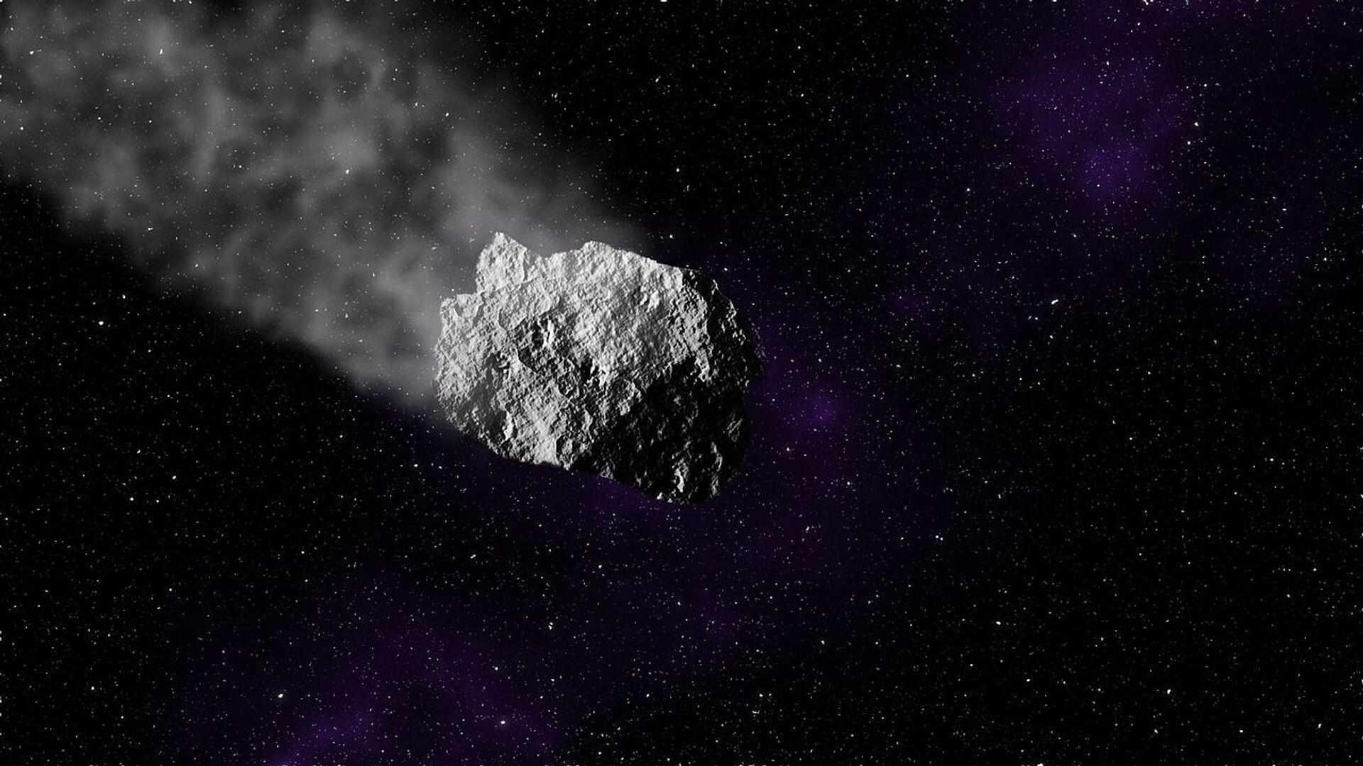 Un asteroide - Sputnik Italia, 1920, 20.08.2021
