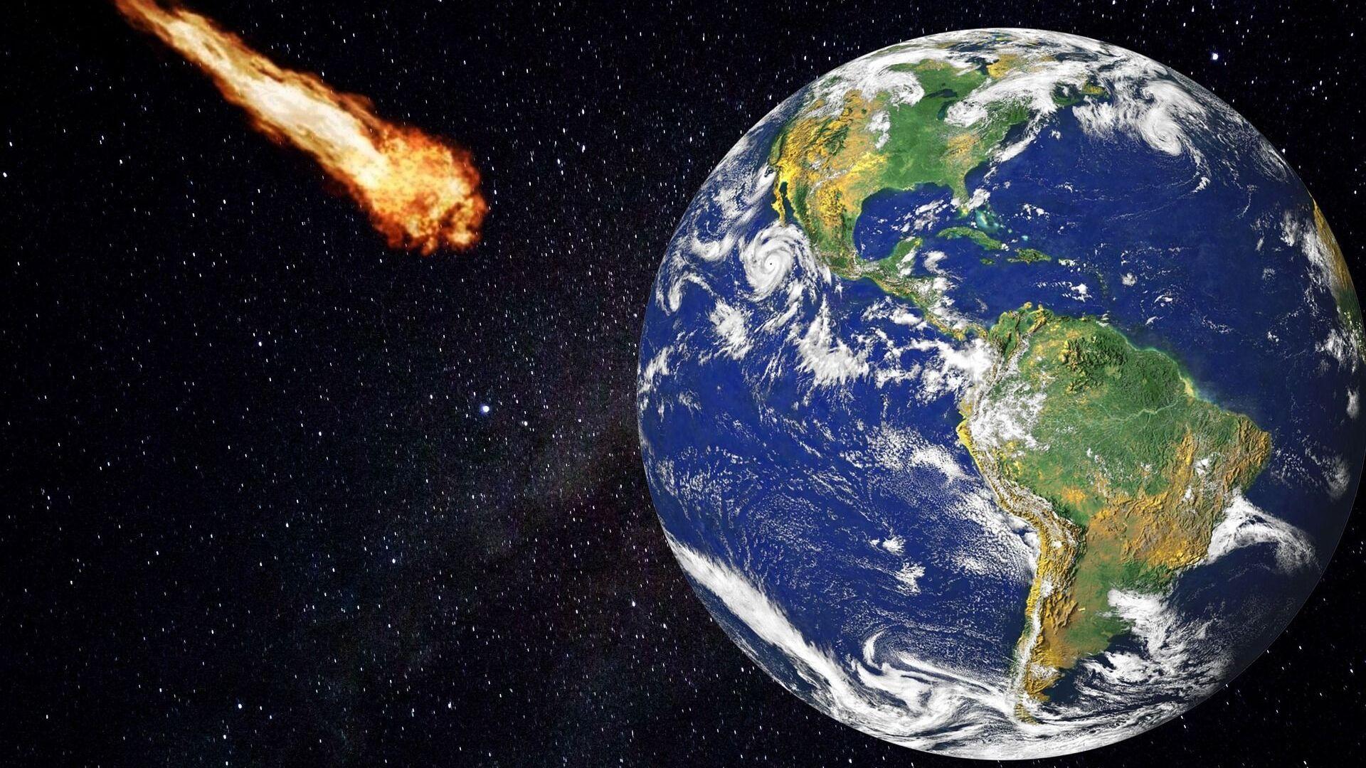 Un asteroide si sta dirigendo verso la Terra - Sputnik Italia, 1920, 08.07.2021