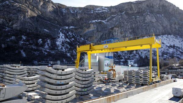 La costruzione della TAV - Sputnik Italia