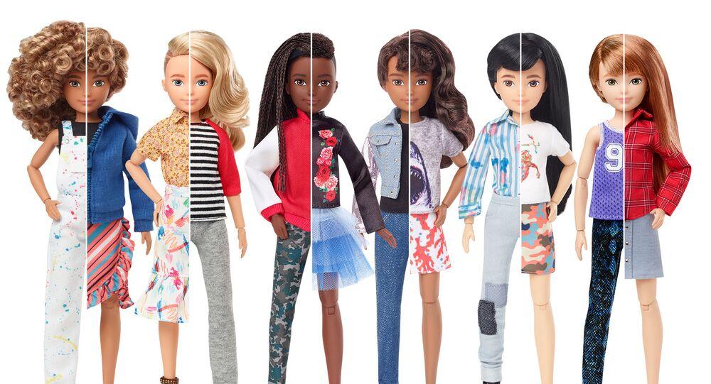 Barbie gender-neutral