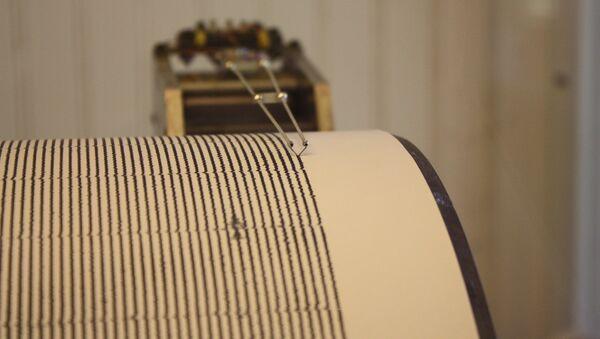 Sismografo per terremoto - Sputnik Italia