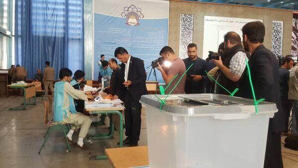 Elezioni presidenziali in Afghanistan - Sputnik Italia