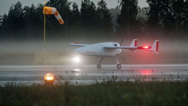 Drone della Primoco UAV - Sputnik Italia