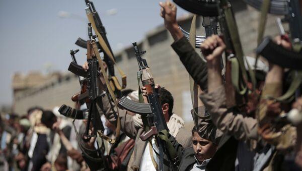 Tribù fedeli agli Huthi - Sputnik Italia