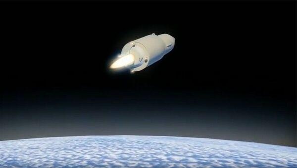 Missile Avangard - Sputnik Italia