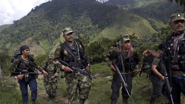 Militanti della FARC in Colombia - Sputnik Italia