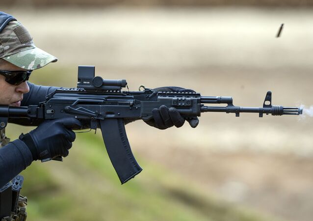 Kalashnikov Ak-74