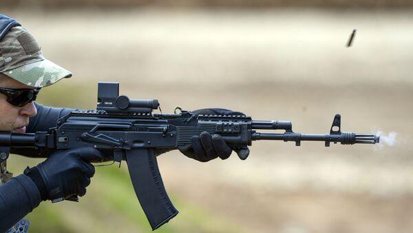 Kalashnikov Ak-74 - Sputnik Italia