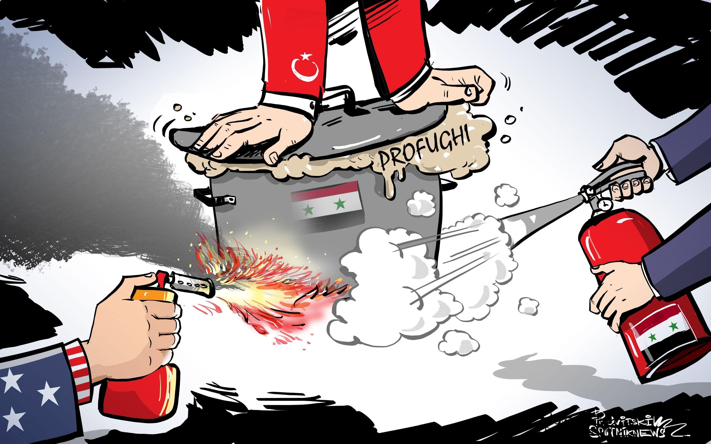 Il problema dei profughi si può risolvere solo in collaborazione con governo siriano