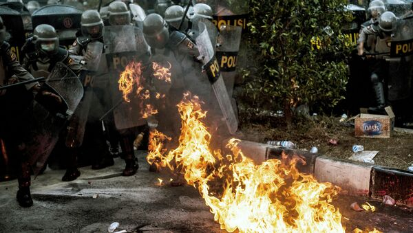 Rivolte in Indonesia - Sputnik Italia