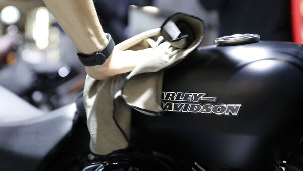 Harley Davidson - Sputnik Italia