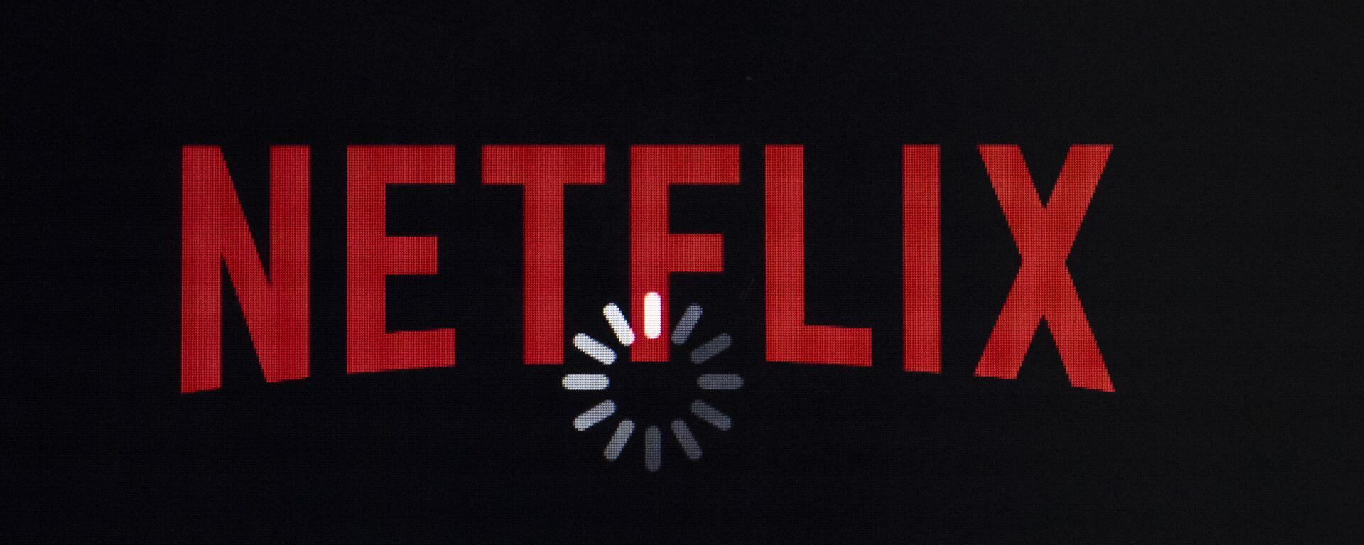 Netflix logo - Sputnik Italia, 1920, 09.01.2020