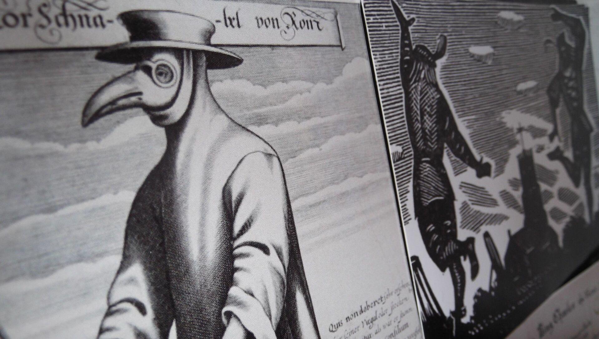 La peste nera - Sputnik Italia, 1920, 20.02.2021