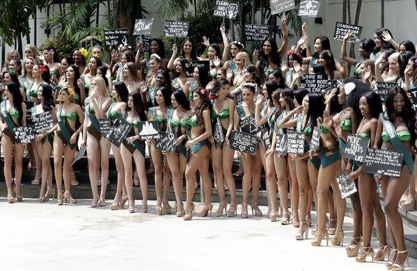"""Il concorso internazionale Miss Earth è il più """"giovane"""" tra i concorsi di bellezza. - Sputnik Italia"""
