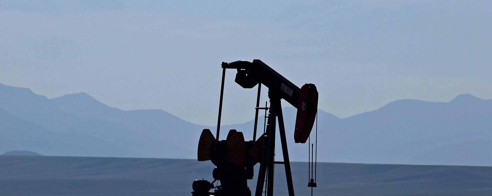 Estrazione di petrolio negli USA - Sputnik Italia, 1920, 08.03.2021