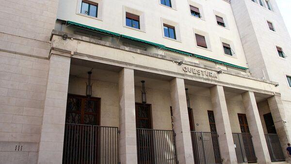 Il palazzo della questura di Trieste - Sputnik Italia
