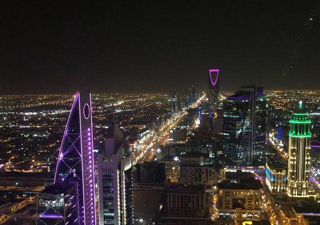 Torre Al Faysaliyya in Arabia Saudita