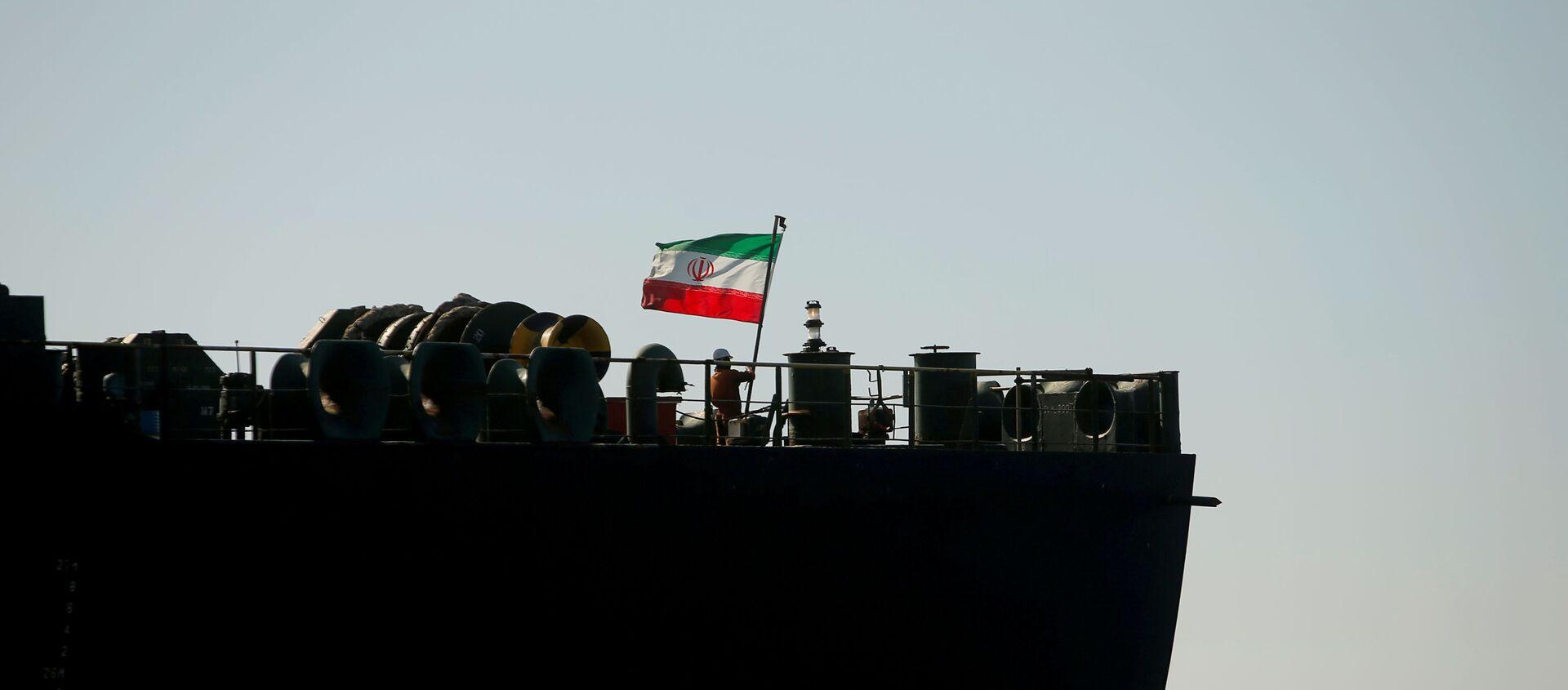 Nave iraniana - Sputnik Italia, 1920, 12.03.2021