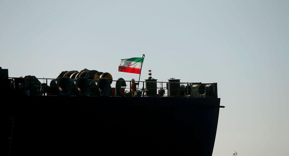 Nave iraniana