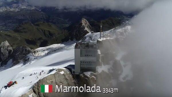 Alpi italiane - Sputnik Italia