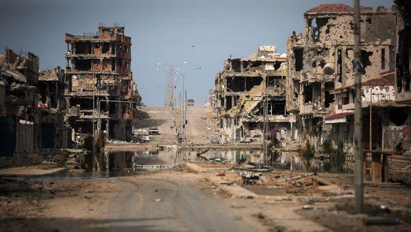 Città di Sirte, Libia - Sputnik Italia