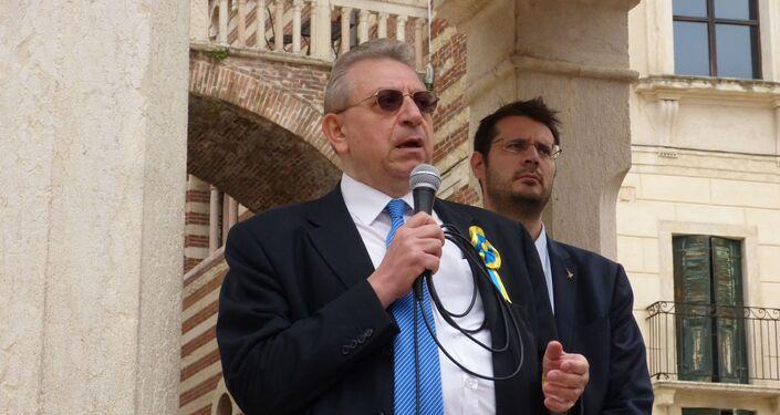 Maurizio Ruggiero, Vito Comencini
