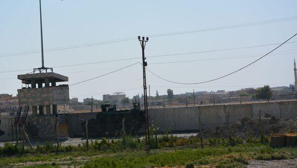 Il confine con la Siria - Sputnik Italia