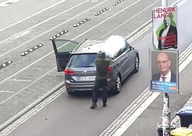 Attentatore di Halle