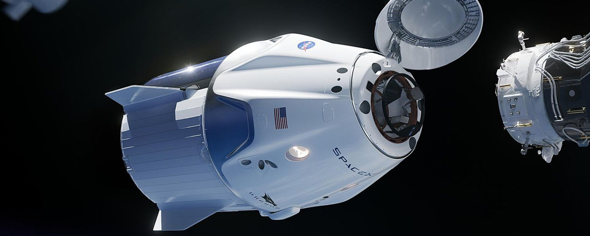 SpaceX Crew Dragon  - Sputnik Italia, 1920, 26.01.2021