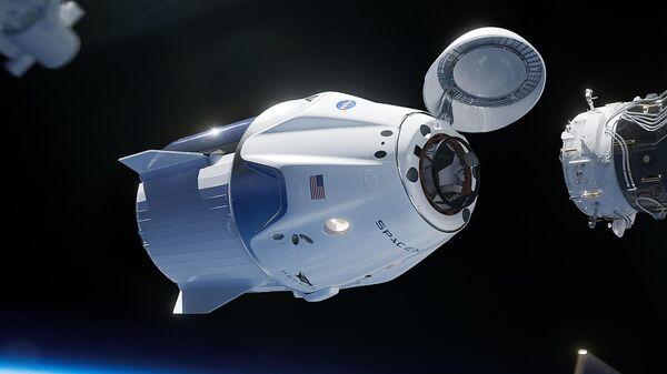 SpaceX Crew Dragon  - Sputnik Italia