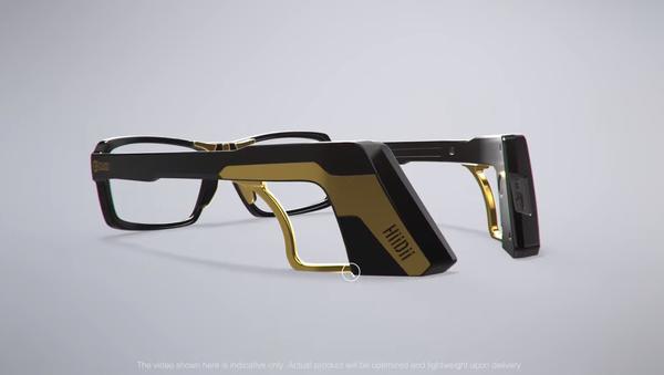 HiiDii Glasses - Sputnik Italia
