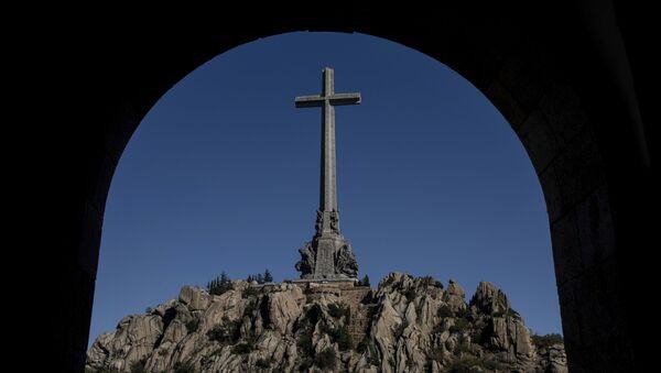 La Valle dei Caduti in Spagna - Sputnik Italia