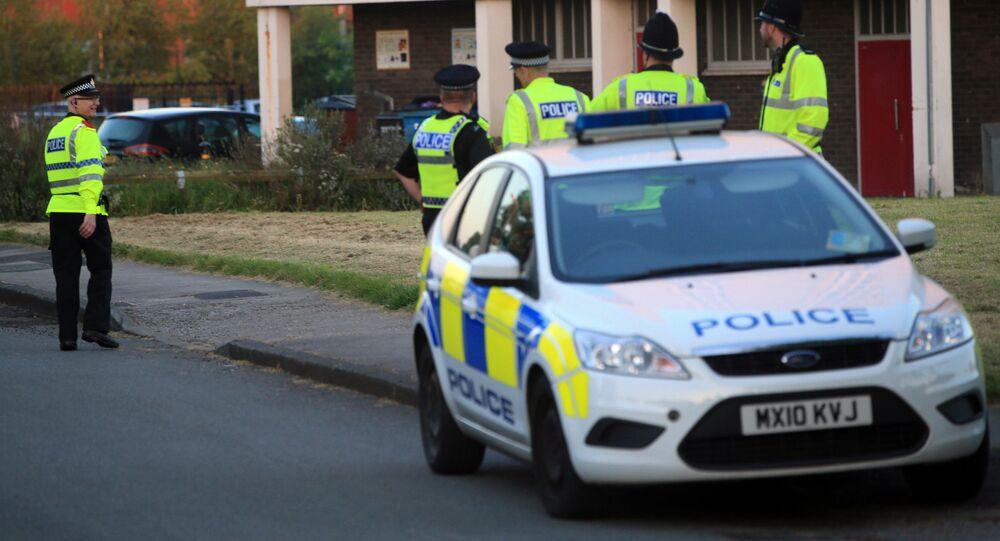Polizia di Manchester