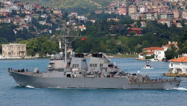 USS Porter - Sputnik Italia
