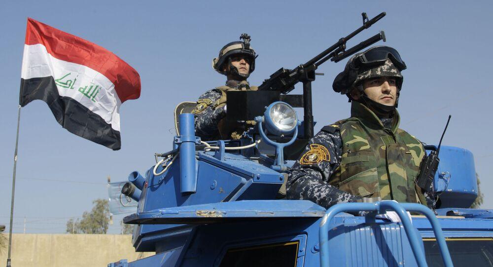 Esercito Iraq