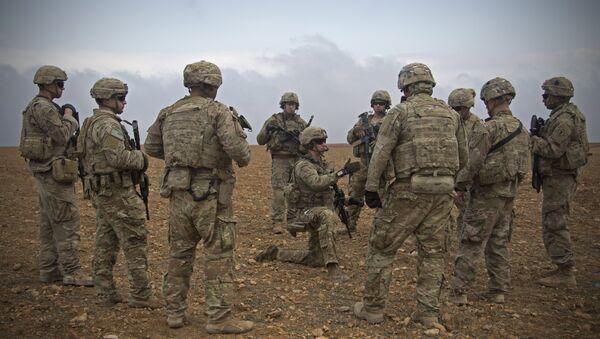 Soldati americani in Siria - Sputnik Italia