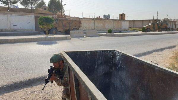Soldati turchi in Siria - Sputnik Italia