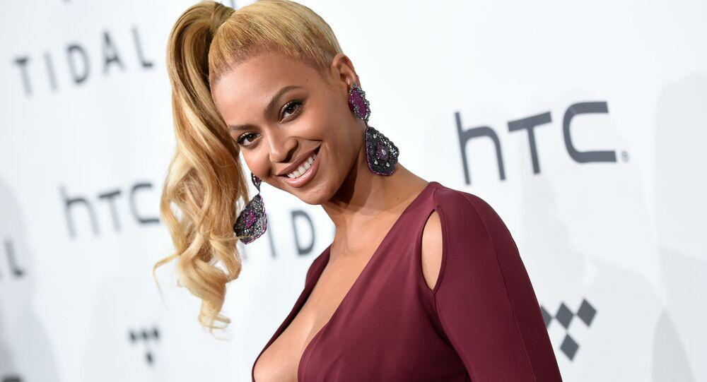 Beyoncé (foto d'archivio)