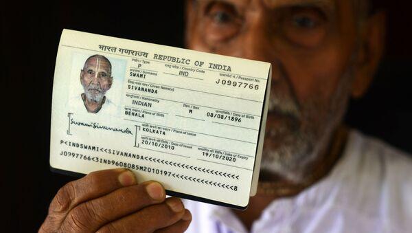 Swami Sivananda, l'uomo più longevo al mondo - Sputnik Italia