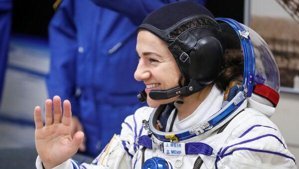 Jessica Meir - Sputnik Italia