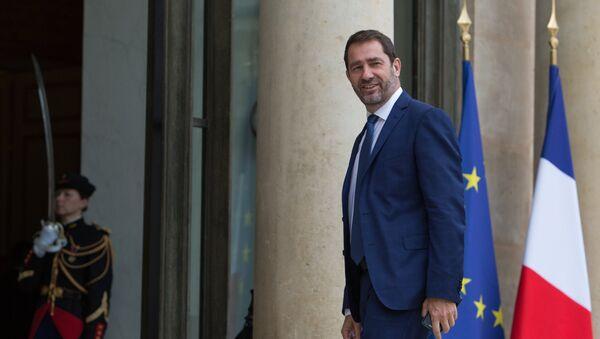 Christophe Castaner, file photo. - Sputnik Italia