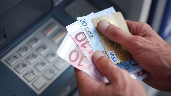 ATM Bancomat - Sputnik Italia