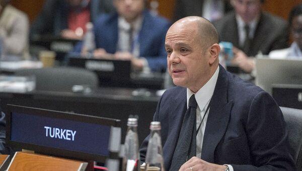 L'ambasciatore della Turchia in Italia, Murat Salim Esenli - Sputnik Italia