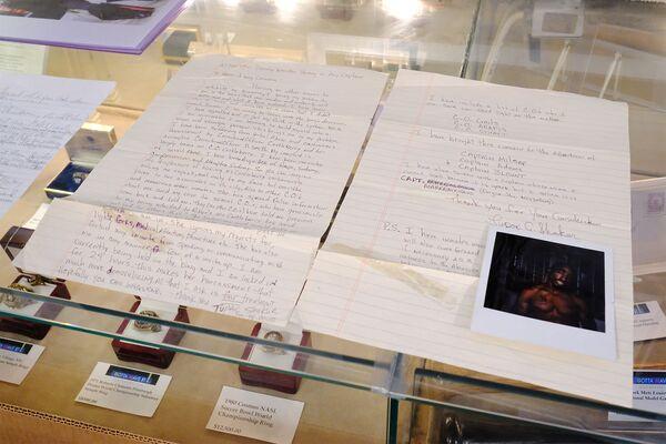 Lettera dalla prigione più grande del mondo Rikers Island, firmata da Tupac Shakur - Sputnik Italia