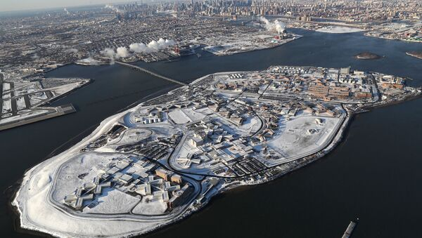 La prigione di New York Rikers - Sputnik Italia
